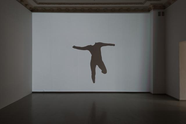 , 'A Dancing Unitard,' 2017, Galerija VARTAI