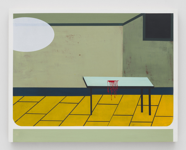 , 'Notícia de jornal (sala de cirurgia) / Tabloid Story (Operating Theatre),' 2017, Stephen Friedman Gallery