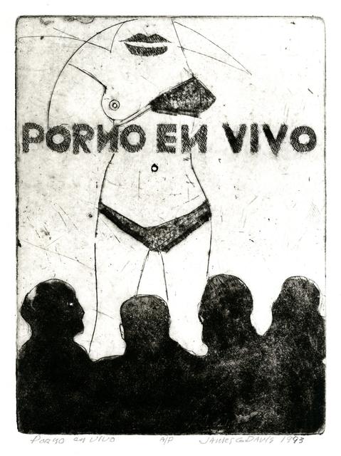 , 'Porno en Vivo,' 1993, Etherton Gallery