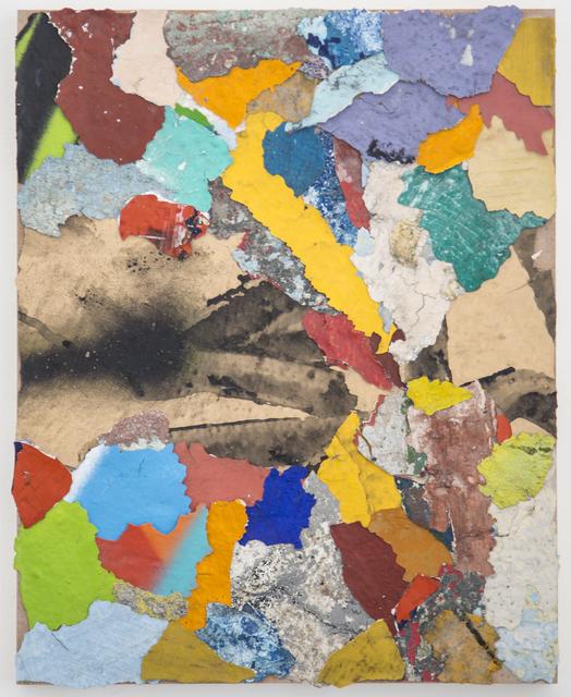 , 'Pintura local,' 2017, Galeria Enrique Guerrero