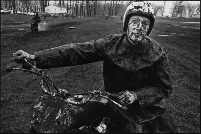 Danny Lyon, 'Racer, Shererville, Indiana, The Bikeriders Portfolio', 1966, Jackson Fine Art