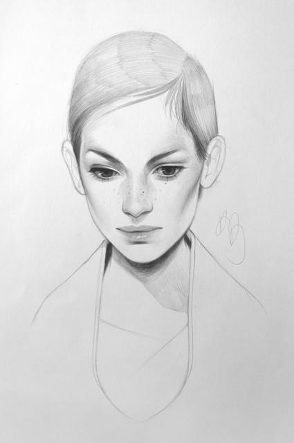 , 'Drawing #12,' 2017, Spoke Art