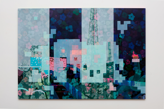 , 'Grow Til Tall,' 2013, Erin Cluley Gallery