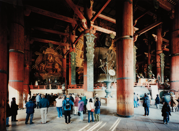 Thomas Struth, 'Todai-Ji Interior, Nara,' 1999, Phillips: New Now (February 2017)