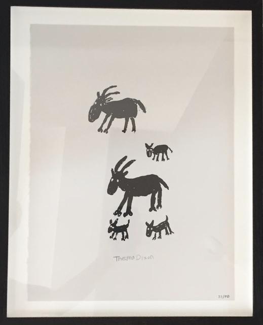 , 'Nanny Goats ,' , Rebecca Hossack Art Gallery