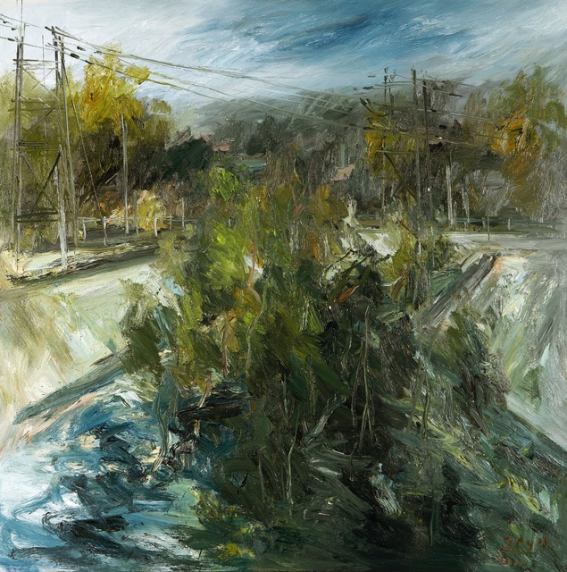 , 'L.A River ,' 2011, Abmeyer + Wood Fine Art