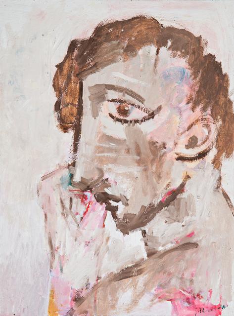 , 'Young man,' 2014, Niagara Galleries