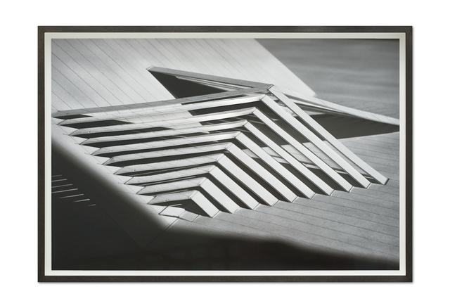 , 'Die Variable des Raums II,' 2016, alexander levy