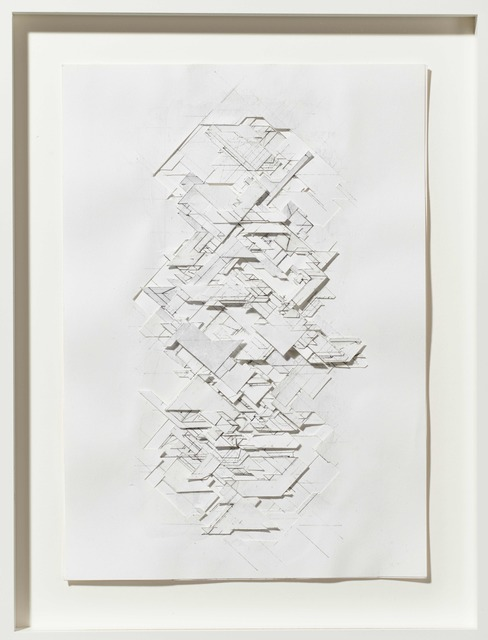, 'UnPlot b3 ,' 2018, Galerie Ron Mandos