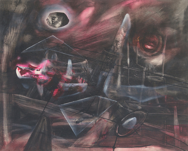 , 'The Black Idea (L'Ideé Noir),' 1942, Cernuda Arte