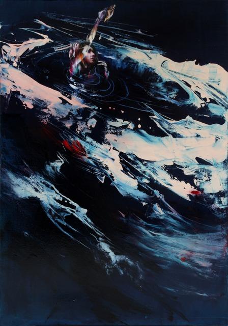 , 'Whirlpool,' 2012, Lazarides