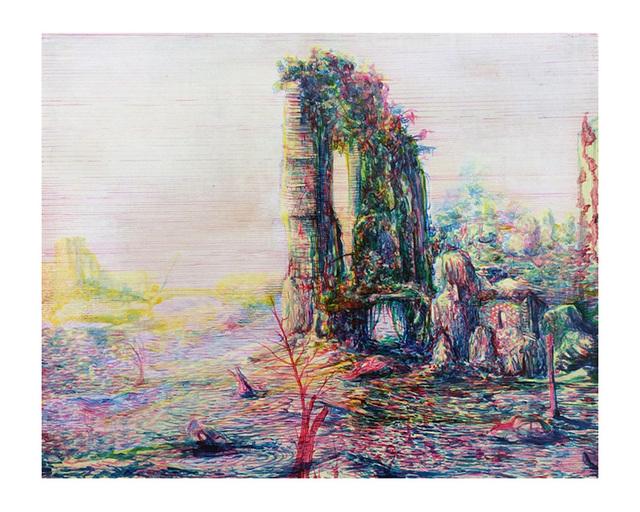 , 'Veduta series no. 3,' 2015, Art First
