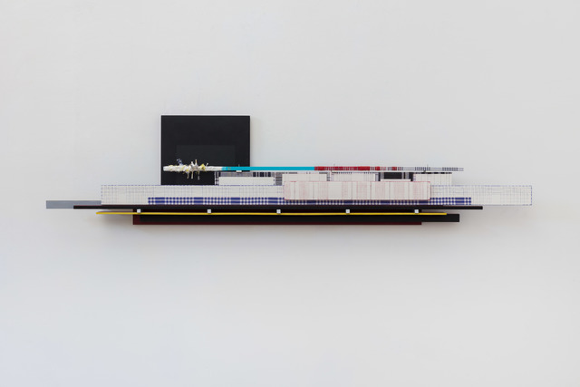 Remy Jungerman, 'Horizontal Obeah Hasigoun', 2016-2018, Fridman Gallery