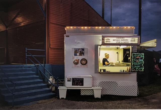 , 'Food Truck,' ca. 2012, MM Fine Art