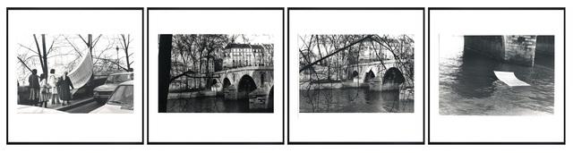 , 'Dissolution Dans L'eau Pont Marie - 17 Heures, 1978 París 11th of May,' 1978, espaivisor - Galería Visor