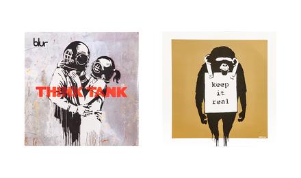 Think Tank LP album, 2003 and Keep it Real (Gold) LP album, 2008