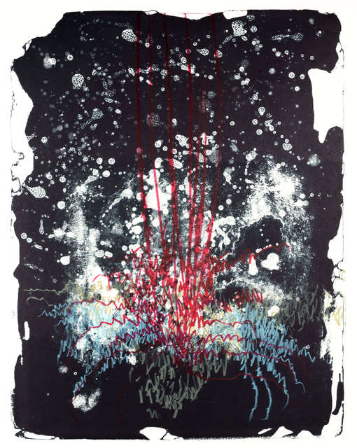 , 'wald X(D)-VI,' 2019, galerie burster