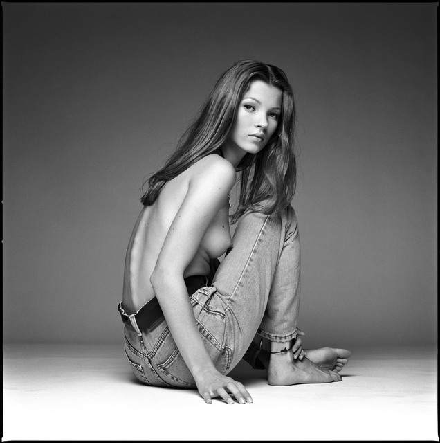 Patrick Demarchelier, 'Kate Moss', 1992, CAMERA WORK