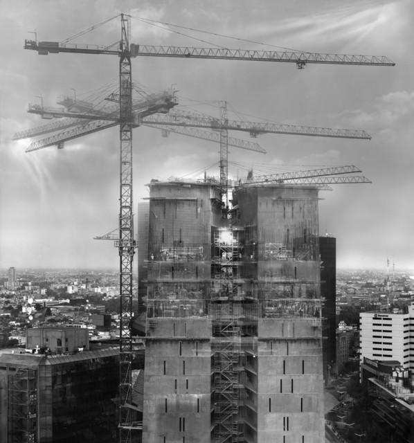 , 'SPECTOGRAFÍA, Reforma 27,  Alberto Kalach,' 2017, le laboratoire