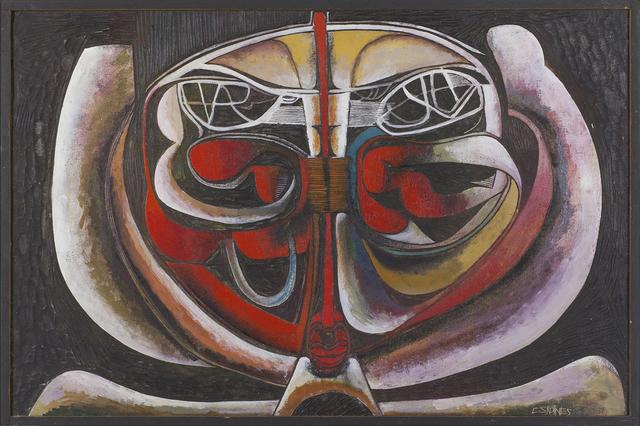 , ''Head No 2',' , Johans Borman Fine Art