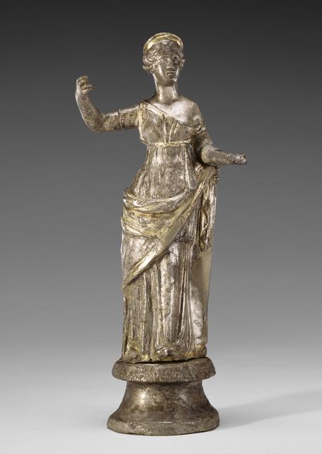 'Statuette of Venus',  2nd -3rd century, J. Paul Getty Museum