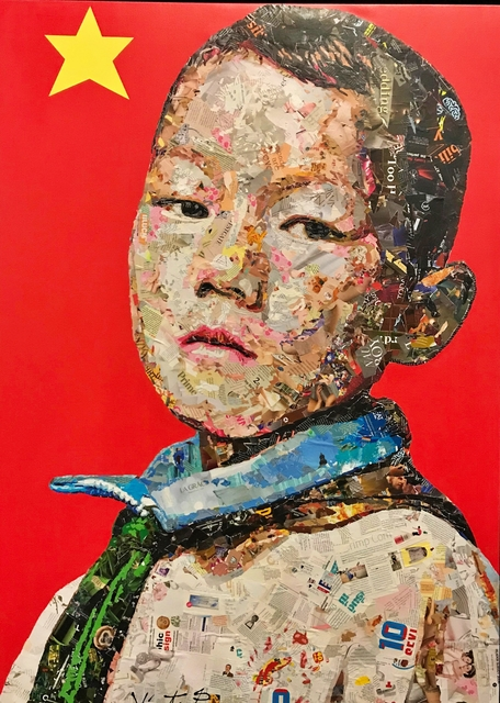 , 'The Boy From Vietnam ,' 2018, Asiart Gallery