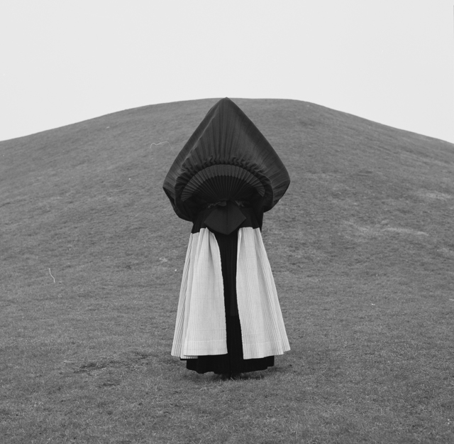 , 'JØB II, Dress of Mourning,' 2016, Martin Asbæk Gallery
