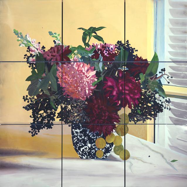 , 'Flores para Sebastían,' 2014, Slyzmud
