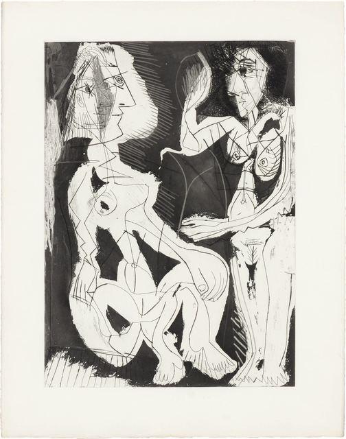 Pablo Picasso, 'SABLE MOUVANT (B. 1185)', 1965, Doyle