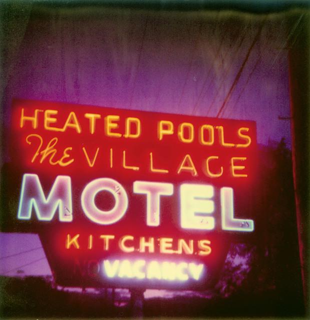 Stefanie Schneider, 'Village Motel - heated Pool', 2005, Instantdreams