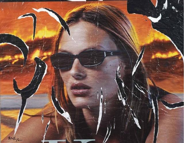 Mimmo Rotella, 'Senza titolo', 2000, Tornabuoni Art