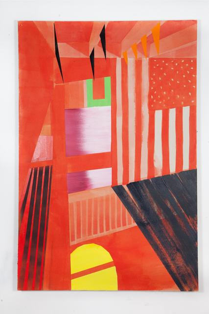 , 'Evening (Shadow),' 2017, Red Arrow Gallery