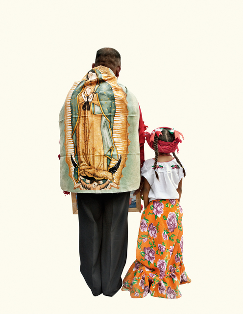 , 'The Road to Tepeyac #124 (Father & Daughter),' 2010, The Ravestijn Gallery