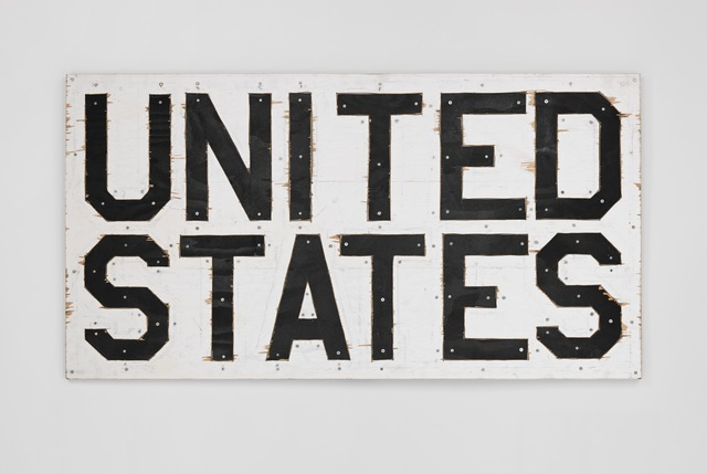 , 'United States,' 2013, Blain | Southern