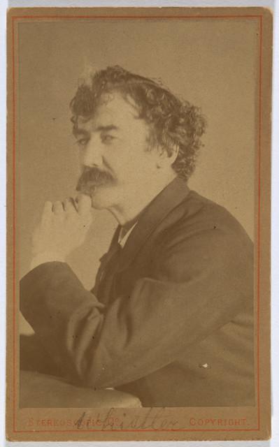 , 'James McNeill Whistler,' 1879, Isabella Stewart Gardner Museum