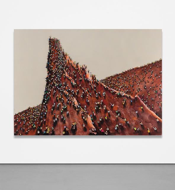 Juan Genovés, 'Cumbre', 2014, Phillips