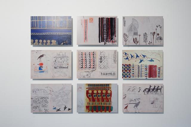 , 'Sketches 1972-1982,' 2016, Sabrina Amrani