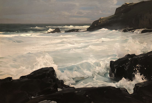 , 'Foaming Surf,' , Somerville Manning Gallery