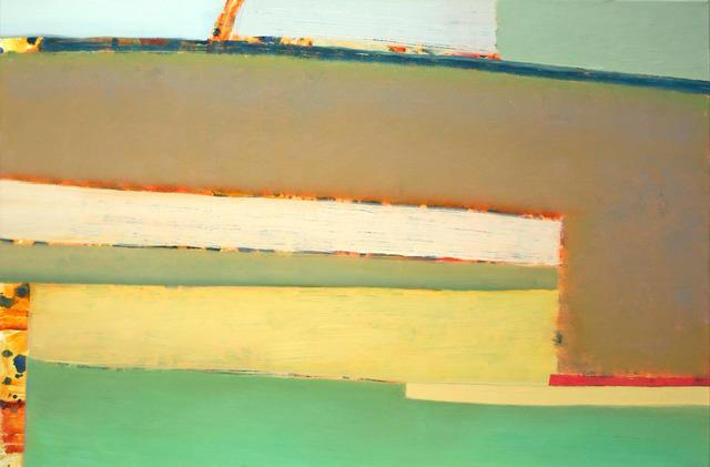 , 'FLC Harborside Spring,' 2017, Conduit Gallery