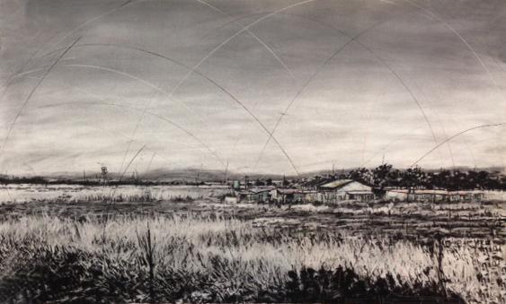 , 'Klipspruit Valley Lenasia,' 2015, CIRCA Gallery London