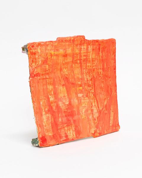 , 'The Geometry of Orange,' 2015, Lesley Heller Workspace