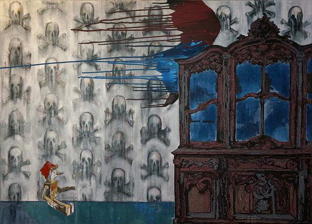 , 'Immortality #1,' 2018, Deborah Colton Gallery