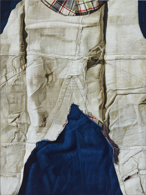 , 'Blue Mountain Against White Skies ,' 2016, Mind Set Art Center
