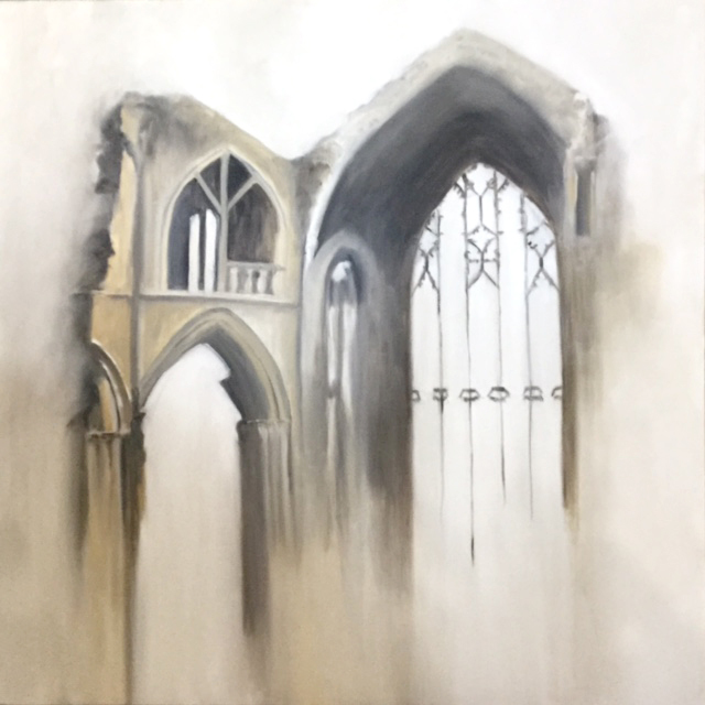 , 'Secrets of Melrose Abbey,' , Beverly McNeil Gallery
