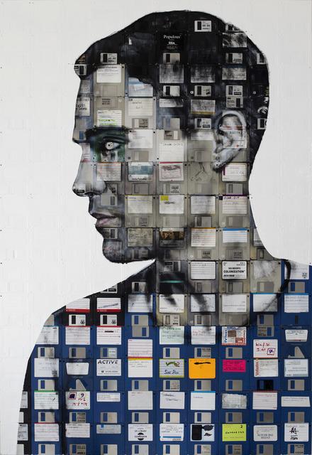 , 'Self Portrait 5,' 2014, Robert Fontaine Gallery