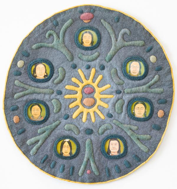, 'Circular,' 2014, Rosamund Felsen Gallery