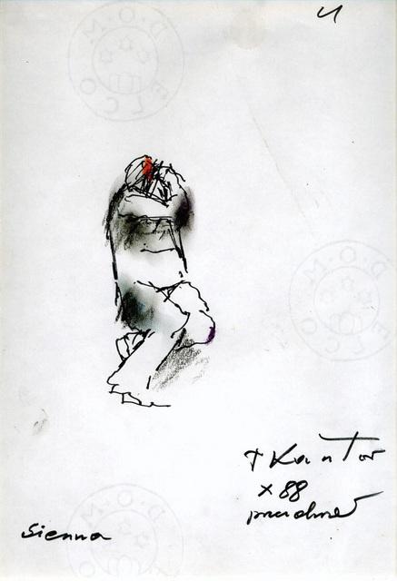 , 'Sienna- October 1988,' 1988, Galerie Isabella Czarnowska