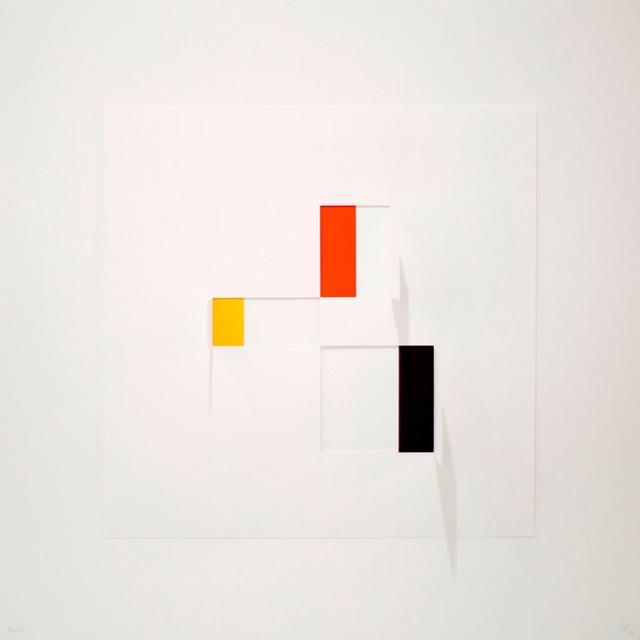 César Paternosto, 'Without title 3', 2019, Polígrafa Obra Gráfica