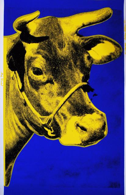 Andy Warhol, 'Cow II.12', 1971, Zeit Contemporary Art