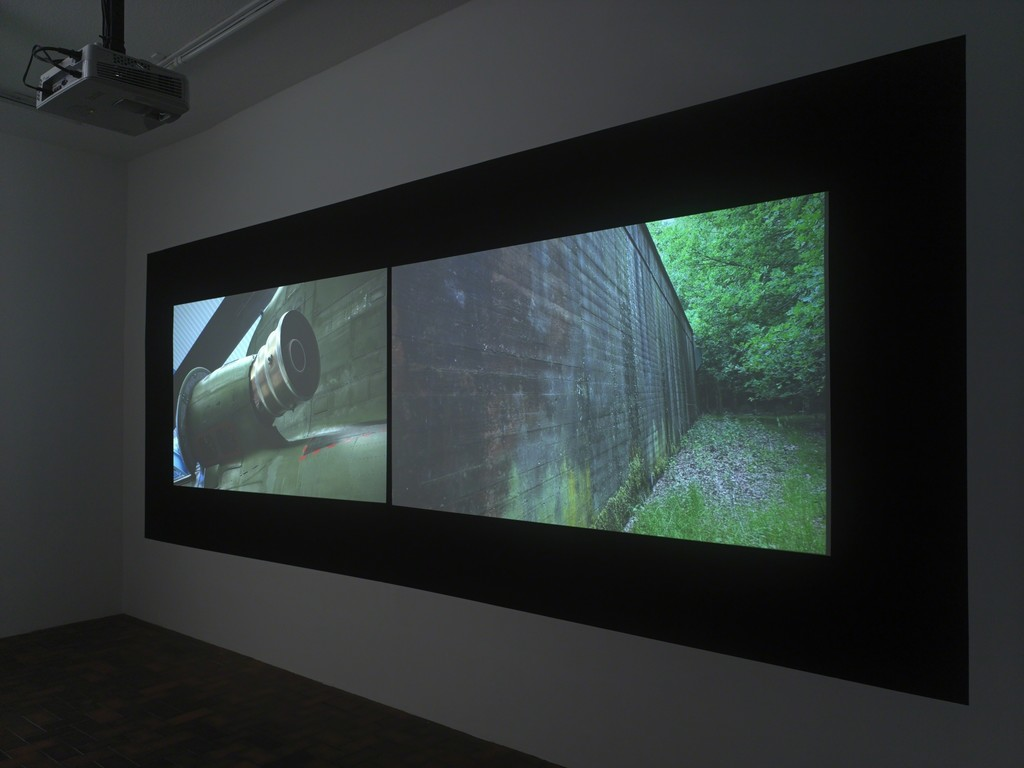 Installation view, Ali Kazma, Absence, 2015. Photo: Achim Kukulies, Düsseldorf